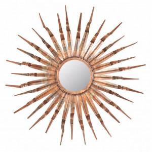 Oglinda Sun cupru diametru 84 cm