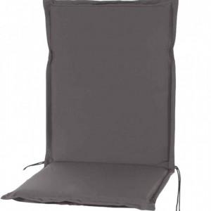 Perna Esdo I pentru scaunele de terasa tesatura, gri, 47 x 4 x 107 cm