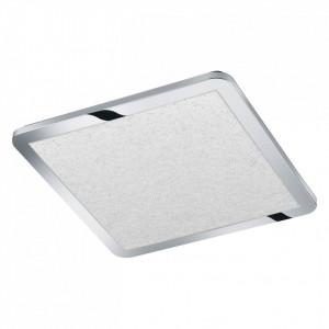 Plafoniera LED Cesar Ramadas IV sticla acrilica/plastic, alb, 1 bec, 230 V, 30 W