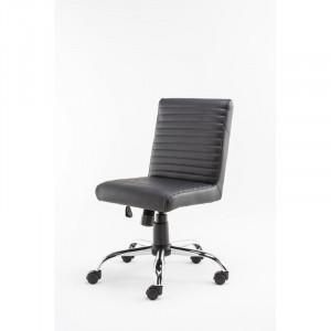 Scaun de birou Lane Mid-Back, negru, 42cm L x 47cm D