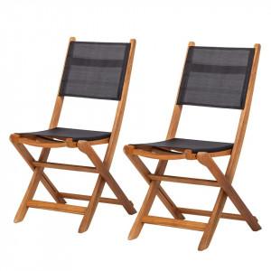 Set de 2 scaune Aka Nature II