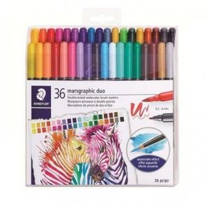 Set de 36 markere colorate Karll