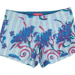Shorts Daisy azzurro by Lisa Corti, marimea M