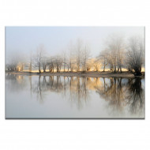 Tablou January Morning, tipărire de artă pe pânză, 51cm H x 76cm W x 4cm D