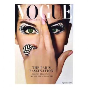 Tablou Vogue I, 30 x 40 cm