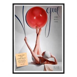 Tablou Vogue VIII, 50x70 cm
