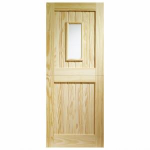 Usa de exterior Wood Unfinished