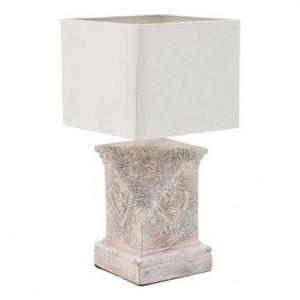 Veioză Aurelie din ceramică, 20x20x40