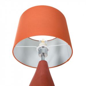 Veioza Nexon II portocaliu, diametru 28 cm