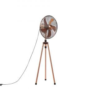 Ventilator Tweed, cupru, 148 x 90 x 90 cm