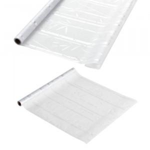 Autocolant pentru fereastra, alb, 100 x 100 cm