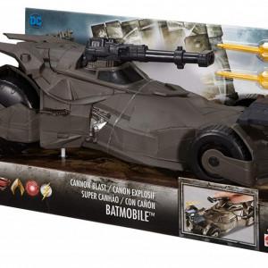 Batmobilul cu Tun al lui Batman, Justice League™