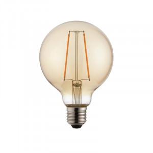 Bec 2W E27 LED Vintage Edison Amber