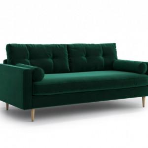 Canapea Esme Riviera verde, 194 x 92 x 85 cm