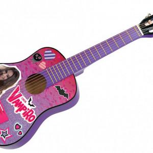 Chitara acustica Smoby cu Chica Vampiro