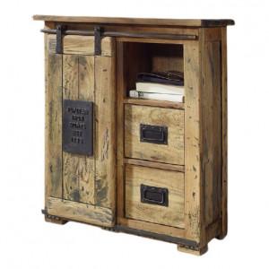 Comoda Erickson, lemn masiv, 90 x 75 x 36 cm
