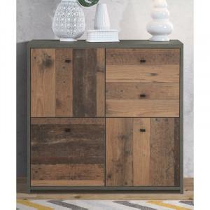 Comodă Legrand din lemn, 76 x 77 x 30cm