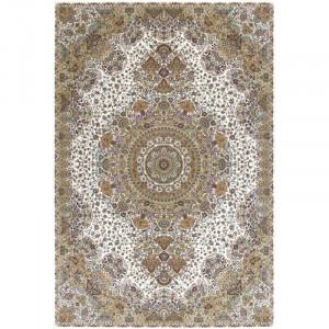 Covor Bluhm maro / verde, 160 x 235 cm
