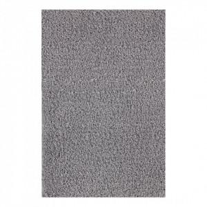 Covor Livorno poliester, argintiu, 140 x 200 cm