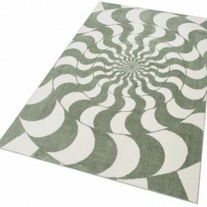 Covor My Home, verde 240 x 320 cm