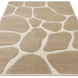 Covor Stone My Home, 80 x 150 cm, bej