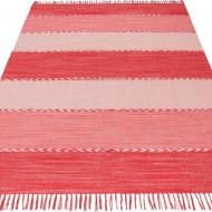 Covor tesut Collection GW, rosu 160 x 230 cm