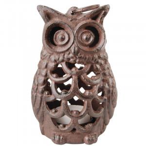 Felinar Lone Tree Owl, 14 x 9 cm