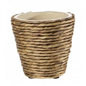 Ghiveci decorativ din ceramica Tupai