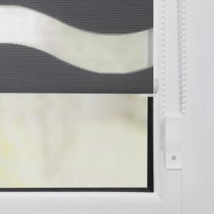 Jaluzea rulanta Welle, gri,  100 x 150 cm