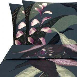 Lenjerie Flora din bumbac, 240x300 cm