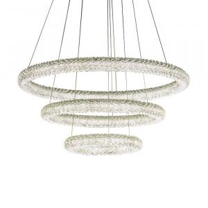 Lustra tip pendul Jair, LED, 74,5 x 74,5 cm