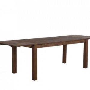 Masă extensibilă Maxima din lemn masiv, 150 x 85 cm