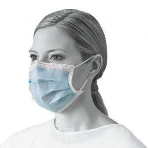 Masca chirurgicala de protectie, 3 straturi