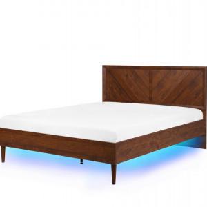 Pat MIALET, cu LED, maro, 106 x 167 x 209 cm