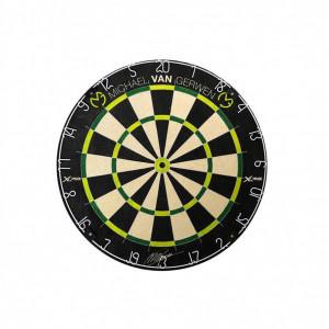 Placa de darts XQMAX Michael van Gerwen Bristle African