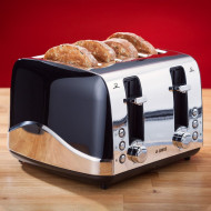 Prajitor de paine 4 Slice