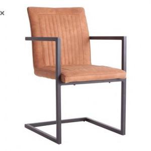 Set de 2 scaune cu brate Wade