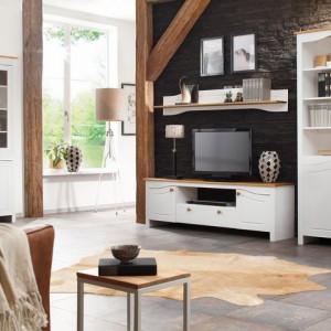 Set de mobilier pentru living Home Affaire Rialto, 4 piese, lemn de pin