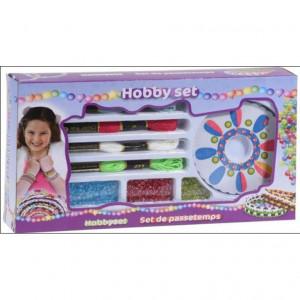 Set Karll de creat brățări Hobby