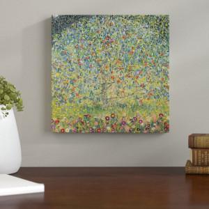 "Tablou ""Apple Tree"", multicolor, 70 x 70 cm"