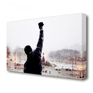 """Tablou """"Rocky Balboa"""", 35,6 x 50,8 cm"""