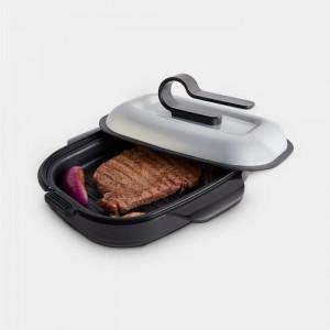 Tigaie grill pentru microunde