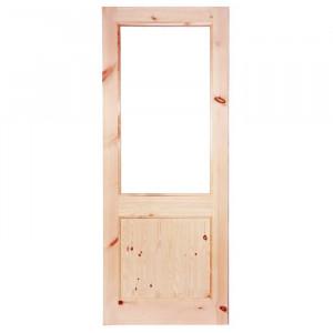 Usa de exterior 2XG, lemn, 1981 x 838 x 44 mm