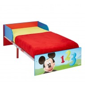 Pat pentru copii cu Mickey Mouse