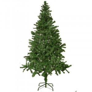 Brad artificial de Craciun verde, 150cm