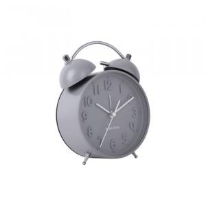 Ceas de masa, gri, 15 x 11 x 6 cm