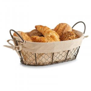 Coș de pâine Mondragon Countrystyle, 26 x 17 cm