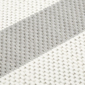 Covor Axa, alb/gri 160 x 230 cm