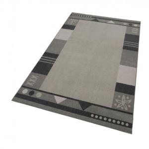 Covor Damm by Theko Exclusiv, 50 x 100 cm, gri
