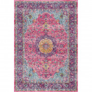 Covor Darcia, roz / violet, 122 x 183 cm